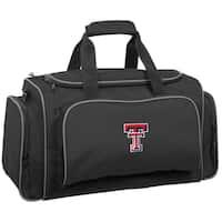 Wally Bags Texas Tech Red Raiders Black Polyester 21-inch Collegiate Duffel Bag