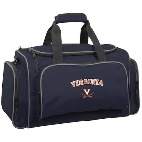 WallyBags 21-inch Virginia Cavaliers Collegiate Duffel Bag