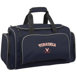 WallyBags 21-inch Virginia Cavaliers Collegiate Duffel Bag