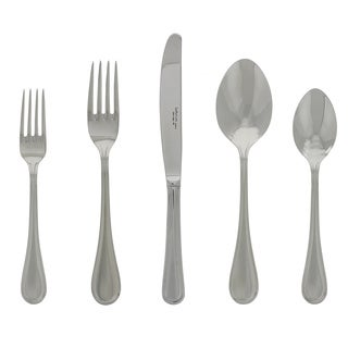 Le Brun Harmony Stainless Steel 4-place Design Cutlery Set (20 Pieces)