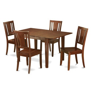PSDU5-MAH 5-piece Small Dinette Set