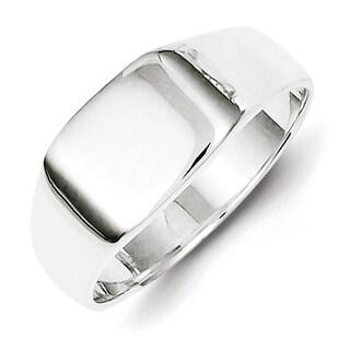 Versil Sterling Silver Women's Signet Ring