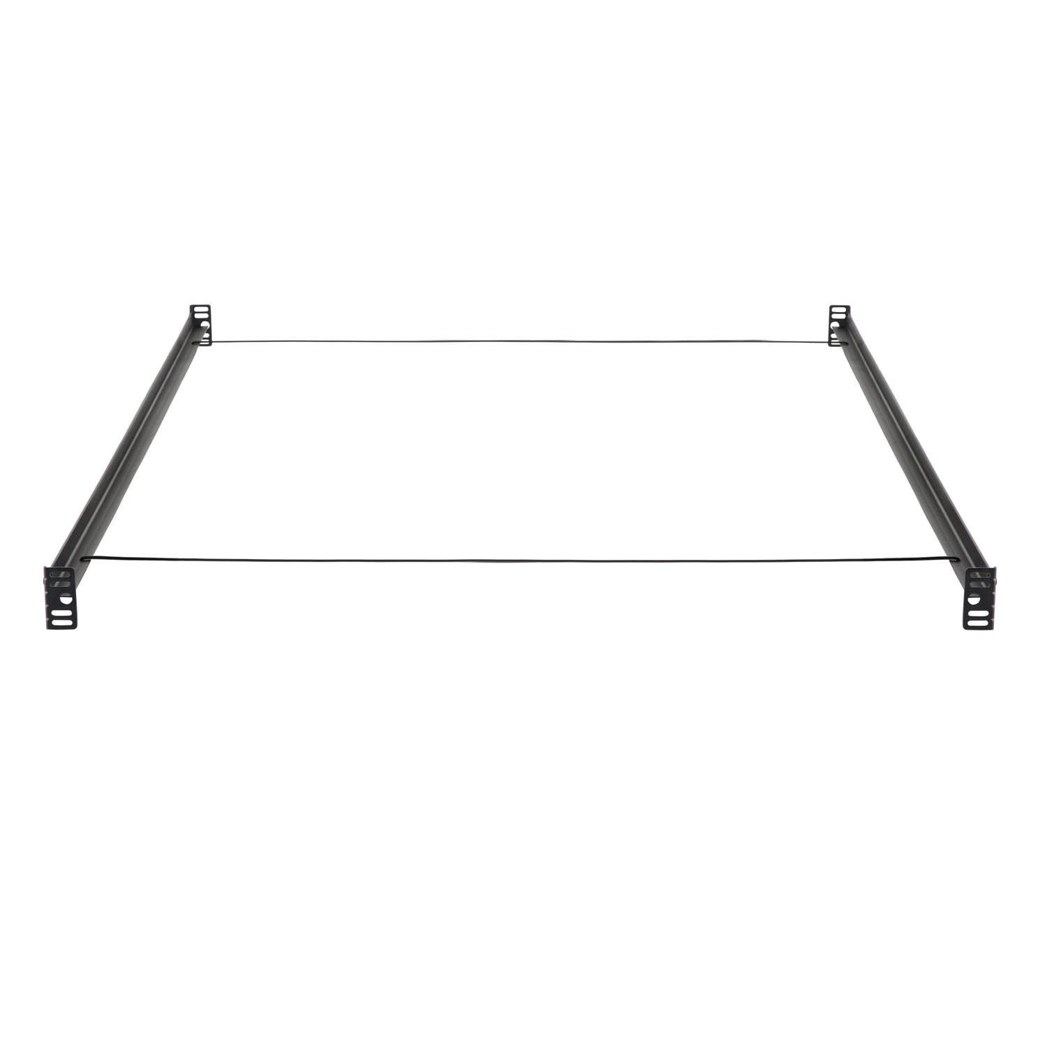 Malouf Structures Black Steel Bolt-on Bed Rails With Wire...