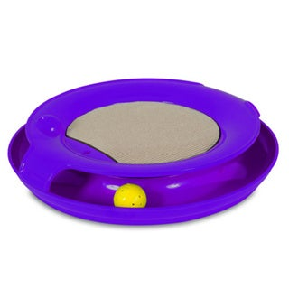 Shop jackson galaxy spiral cat toy free shipping on for Jackson galaxy pet toys