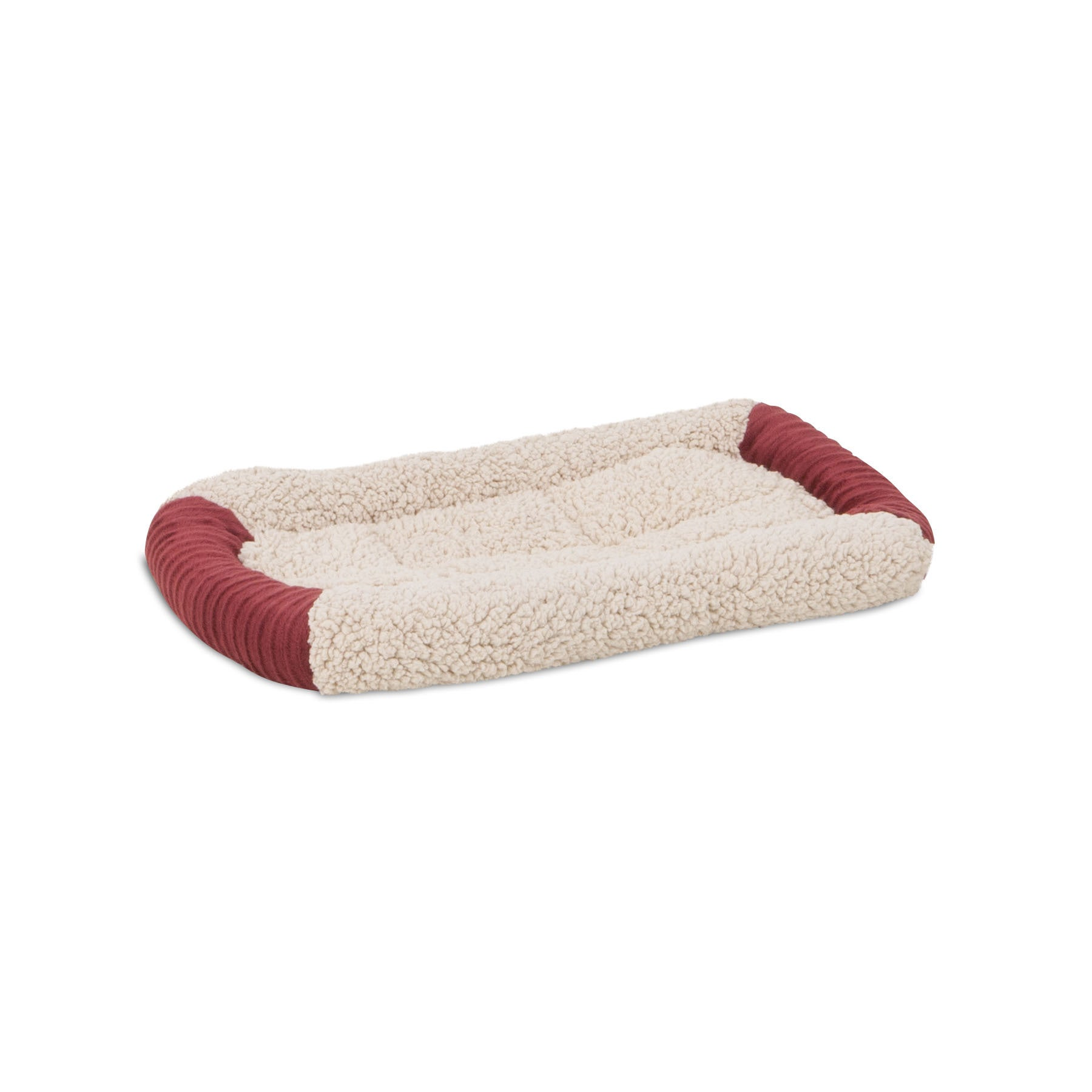 Aspen Pet Aspen Self-warming Bolster Dog Crate Bed (Large...
