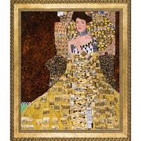 Klimt 'Portrait of Adele Bloch Bauer I' Hand Painted Oil Reproduction