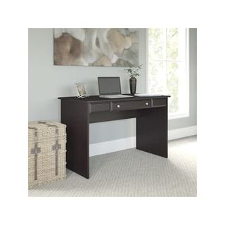 Cabot Espresso Oak Writing Desk