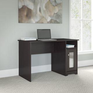 Cabot Espresso Oak Computer Desk