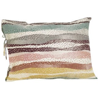 Cotton Tale Penny Lane Multicolored Cotton Pillowcase with Ties