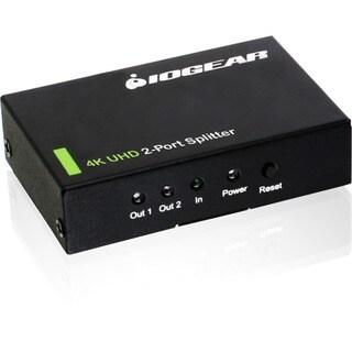 IOGEAR 4K Ultra HD 2-Port Splitter