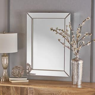 Templin Rectangular Wall Mirror by Christopher Knight Home|https://ak1.ostkcdn.com/images/products/11969008/P18853063.jpg?impolicy=medium
