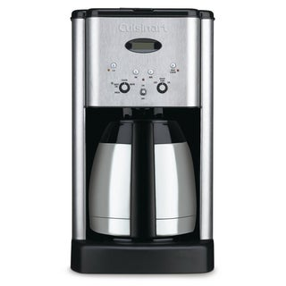 Cuisinart DCC-1400FR Stainless Steel 10-Cup Thermal Coffee Maker (Refurbished)