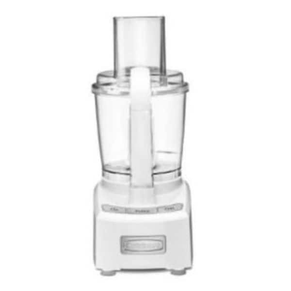 Cuisinart MFP-108 White 7-Cup Elite Food Processor (Refurbished)