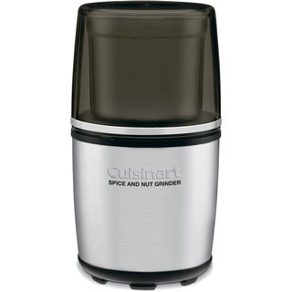 Cuisinart Spice and Nut Grinder (Refurbished), Stainless