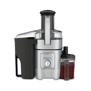 Cuisinart Juice Extractor (Refurbished), Stainless