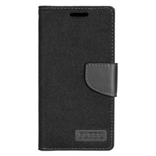 Insten Black Leather Case Cover with Stand/ Wallet Flap Pouch/ Photo Display For Samsung Galaxy J3