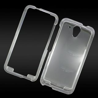 Insten Clear Hard Snap-on Crystal Case Cover For HTC Desire 520