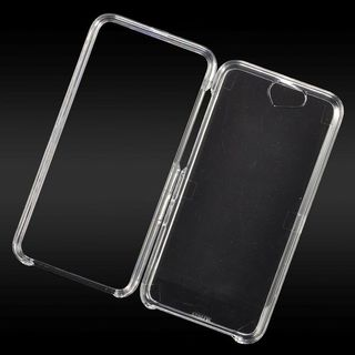 Insten Clear Hard Snap-on Crystal Case Cover For HTC One A9