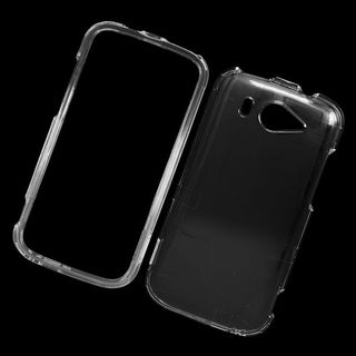 Insten Clear Hard Snap-on Crystal Case Cover For ZTE Imperial II