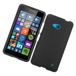 Insten Protective Snap-on Rubberized Matte Case Cover For Microsoft Lumia 640