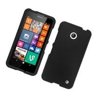 Insten Hard Snap-on Rubberized Matte Case Cover For Nokia Lumia 630/ 635