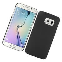 Insten Hard Snap-on Rubberized Matte Case Cover For Samsung Galaxy S6 Edge