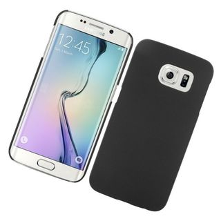 Insten Hard Snap-on Rubberized Matte Case Cover For Samsung Galaxy S6 Edge (5 options available)