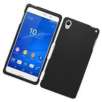 Insten Hard Snap-on Rubberized Matte Case Cover For Sony Xperia Z3