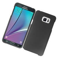Insten Hard Snap-on Rubberized Matte Case Cover For Samsung Galaxy Note 5