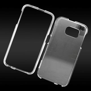 Insten Hard Snap-on Crystal Case Cover For Samsung Galaxy S6 (4 options available)