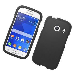 Insten Hard Snap-on Rubberized Matte Case Cover For Samsung Galaxy Ace Style