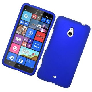Insten Hard Snap-on Rubberized Matte Case Cover For Nokia Lumia 1320