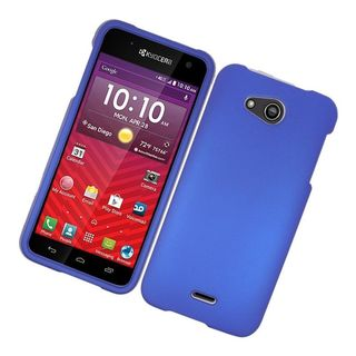Insten Hard Snap-on Rubberized Matte Case Cover For Kyocera Hydro Wave