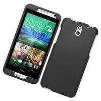 Insten Hard Snap-on Rubberized Matte Case Cover For HTC Desire 610