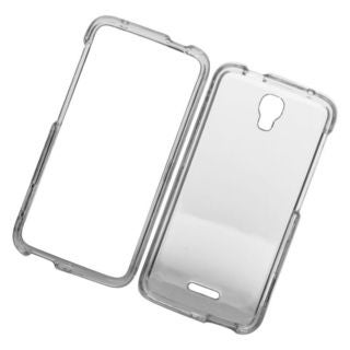 Insten Clear Hard Snap-on Crystal Case Cover For Alcatel One Touch Pop Astro