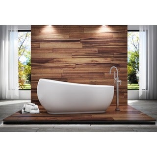 Oslo All-in-one Free-standing Tub Combo
