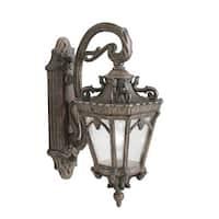 Kichler Lighting Tournai Collection 1-light Londonderry Outdoor Wall Lantern