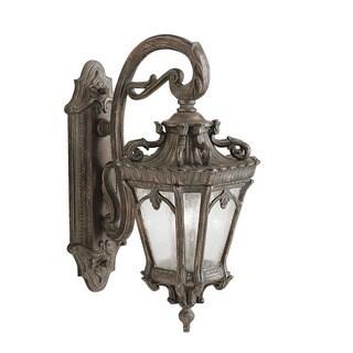Kichler Lighting Tournai Collection 2-light Londonderry Outdoor Wall Lantern