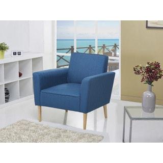 Carlsbad Blue Arm Chair