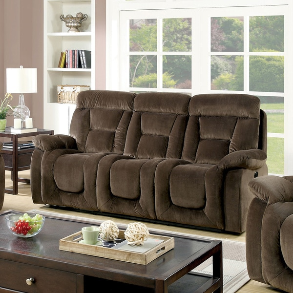 Shop Furniture Of America Nal Transitional Power-Assist
