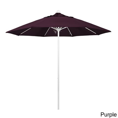 Riviera 9-foot Push Open Aluminum Round Umbrella by Havenside Home