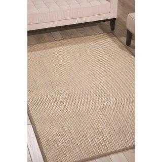 Nourison Beechwood Grey Rug (5' x 7')