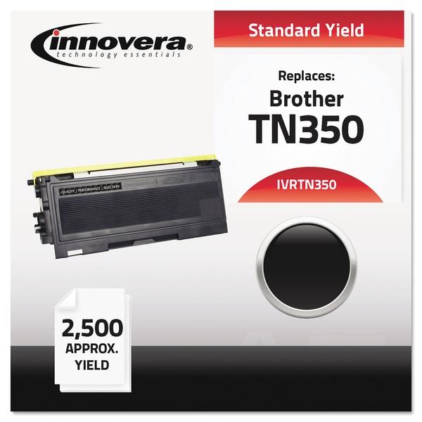 Innovera Remanufactured TN350 Black Laser Toner