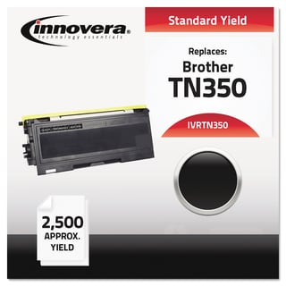 Innovera Remanufactured TN350 Black Laser Toner