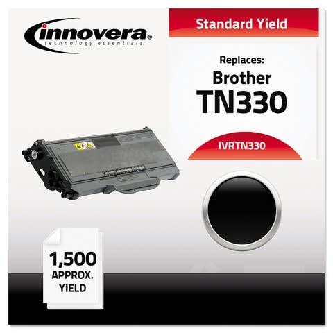 Innovera Remanufactured TN330 Black Laser Toner