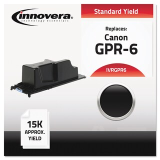 Innovera Compatible with 6647A003AA (GPR6) Black Toner