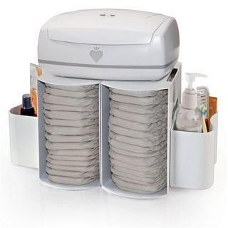 Prince Lionheart Plastic Modular Diaper Depot Organizer