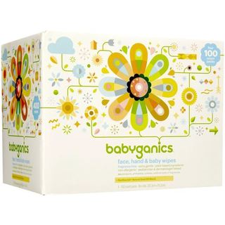 Babyganics Baby Wipes 400 Count
