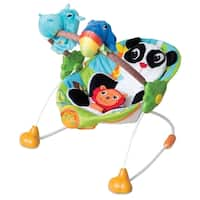 Kiddopotamus Multicolored Plastic Puppeteer Bouncer