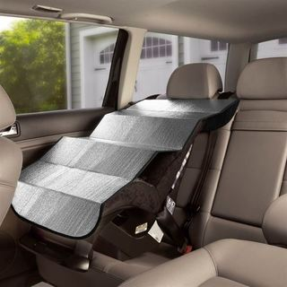 Parent Units Car Seat Sunshade